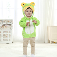 Style Baby Hoodies New 2016 Baby Coat Autumn Winter Clothing Newborn Baby Boy Girl Clothes Thick