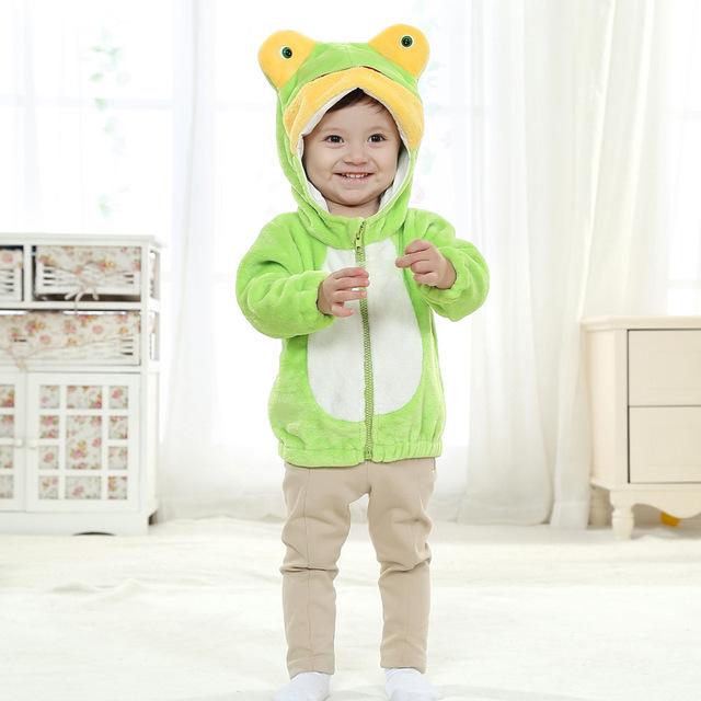 Estilo, hoodies Del Bebé, nuevo 2016, capa del bebé, ropa de otoño/invierno, recién nacido, bebé ropa de la muchacha, grueso tops, niños prendas de abrigo