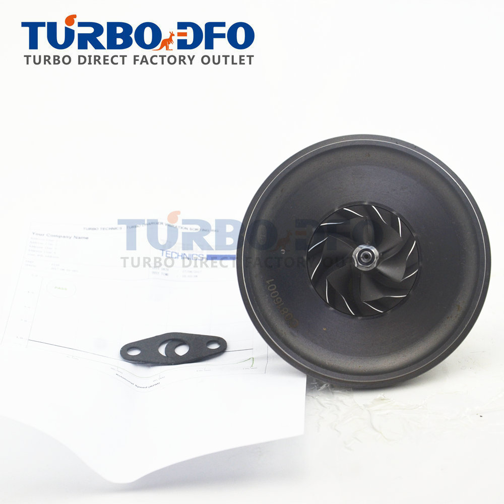 Turbo core CHRA VT10 RHF4H for Mitsubishi L 200 2.5TD 98 KW 133HP 4D5CDI 2477 ccm 2005  NEW turbine cartridge Balanced VC420088-in Air Intakes from Automobiles & Motorcycles    1