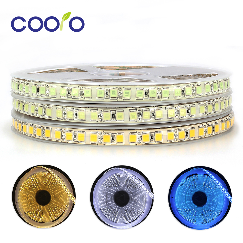 Bright 5050 Tape Light: SMD 5054 LED Strip Light 5M 120leds/m Flexible Tape Light