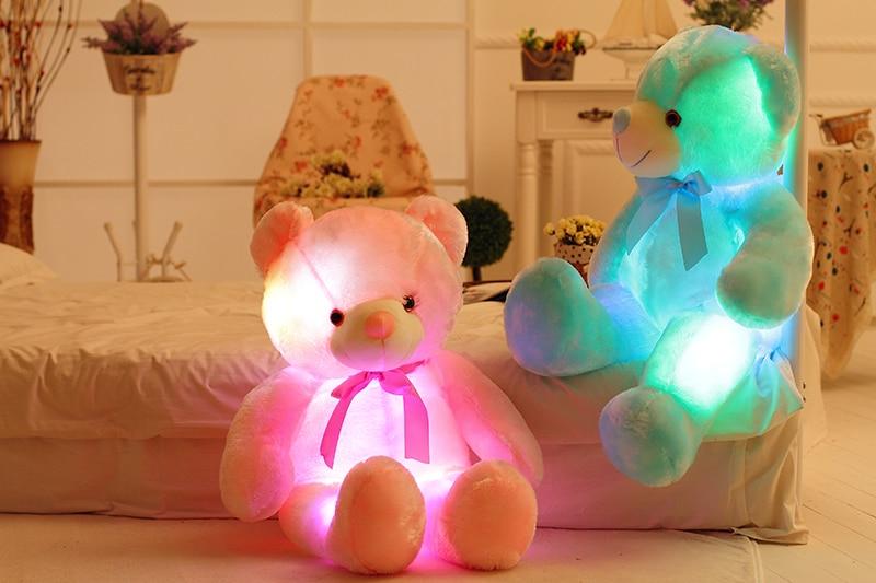 Glow Bears - Cute Lighting Stuffed Toy Bear