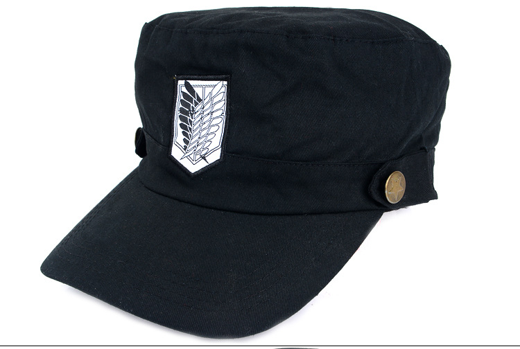 Attack on titan Peaked cap hat freedom wings hat HT103 gift for anime fans