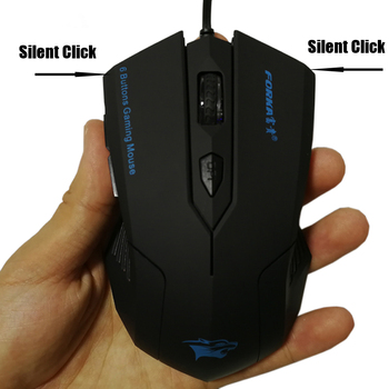 Silent-Frosted-Ergonomics-2400dpi-Adjustment-USB-6D-Wired-Optical-Computer-Gaming-Mouse-Mice-for-Computer-PC-Laptop-for-Dota-2-5