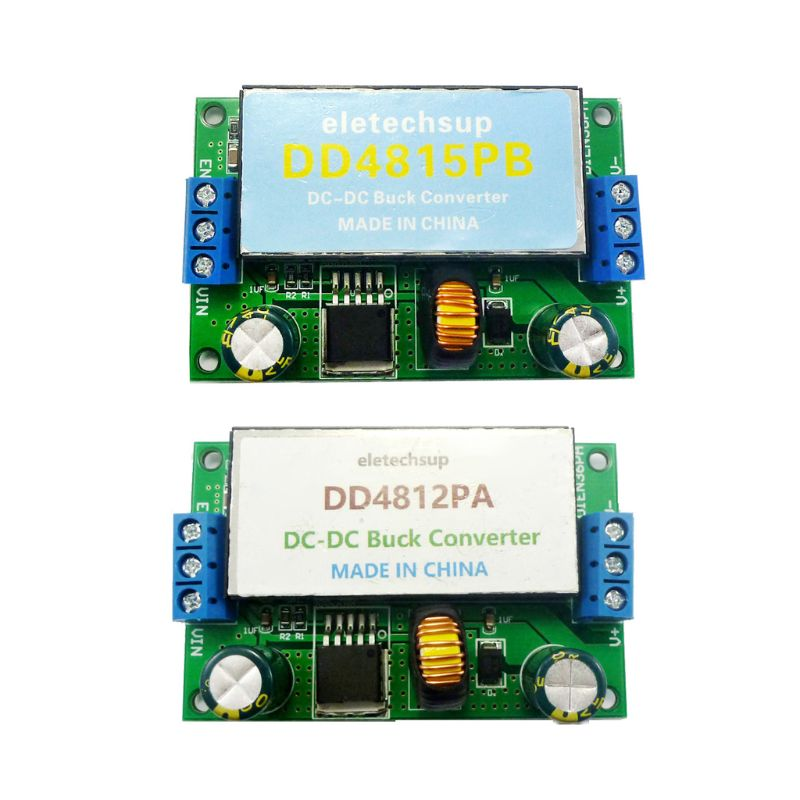 1PCS Boost Buck Voltage Module Isolated Voice Sound Power Converter 12V 15V DD4812PA/DD4815PB For ADC/DAC/RS232 Low Consumption1PCS Boost Buck Voltage Module Isolated Voice Sound Power Converter 12V 15V DD4812PA/DD4815PB For ADC/DAC/RS232 Low Consumption