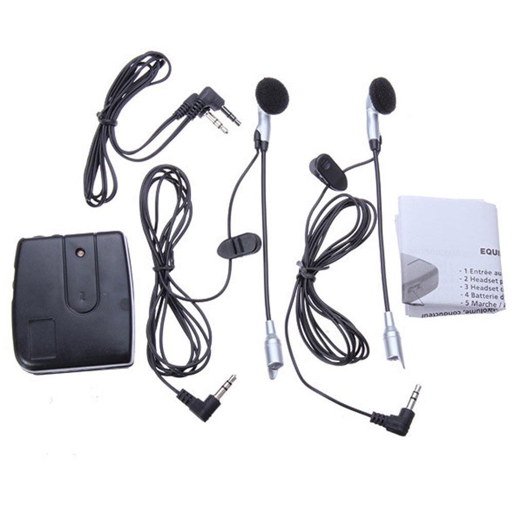 GPS MP3 Moto Helmet Headset Modified Motorcycle Helmet Intercom Headphones Accessories Motor Travel Supplies Y40