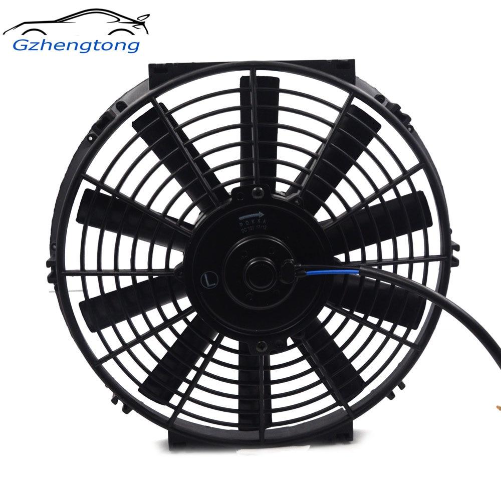 Gzhengotng Universal 12 Inch Electric Cooling Fan Radiator