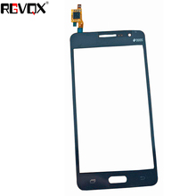 New Touch Screen For Samsung Galaxy Grand Prime Duos G530 G530H G530F G5308 G531 G531H Digitizer Front Glass Lens Sensor Panel black replacement repair part touch digitizer screen glass for samsung duos sm g530h galaxy grand prime with tools