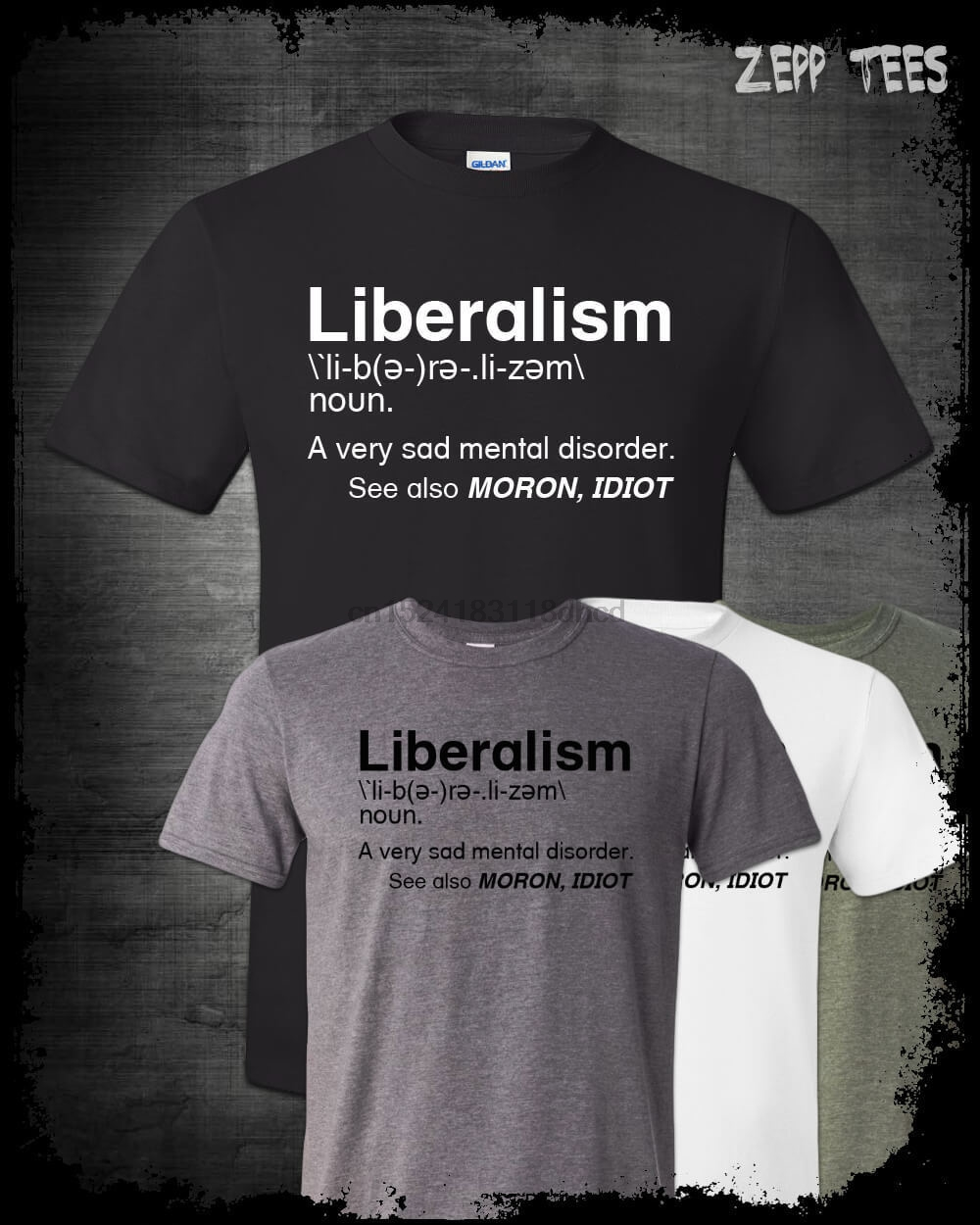 d9d713e56 Detail Feedback Questions about Liberalism Is A Mental Disorder T Shirt  Definition Funny Political Liberal Tears on Aliexpress.com | alibaba group