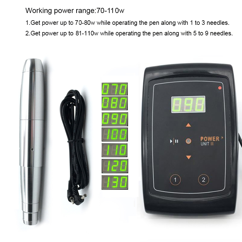 Hot-Selling-Nouveau-Pen-Swiss-Motor-Permanent-Makeup-Tattoo-Power-Supply-For-Tattoo-Eyebrow-Machine-Kits_5