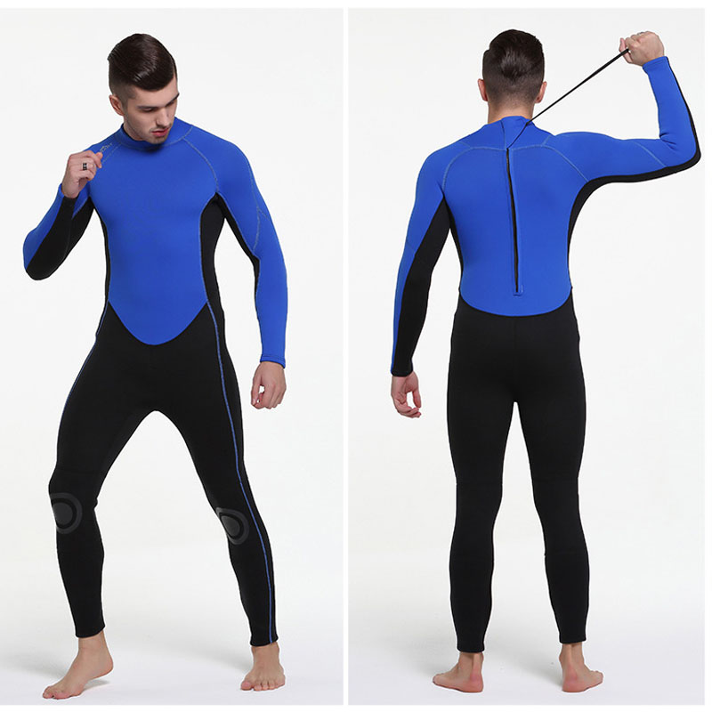 C229 New 3MM thick male warm winter swimwear male diving suit snorkeling dress long sleeve even body jellyfish clothing c229 new 3mm thick male warm winter swimwear male diving suit snorkeling dress long sleeve even body jellyfish clothing