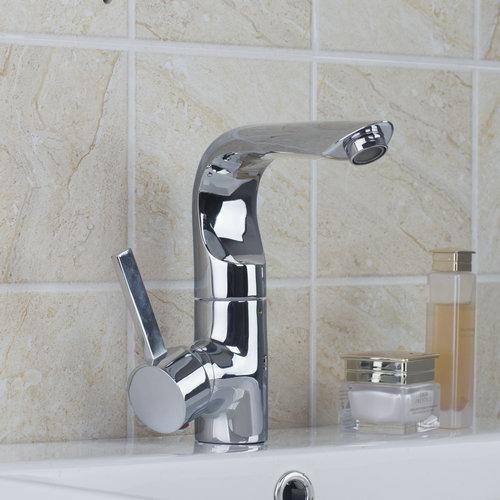 Best High Quality KitchenTorneira Swivel 360 Chrome 8387 Wash Basin Sink Water Tap Vessel Lavatory Tap
