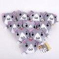 Encantador lindo Gato Neko Atsume Mini Juguetes de Peluche con llavero Colgante Muñecos de Peluche Suave 7 cm 10 unids/lote