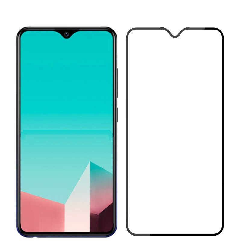 10D Full Glue Glass for Samsung Galaxy A70 A10 A20 A30 A40 A50 Protective Glass on for Samsung A50 A40 A30 A20 A10 Tempered film