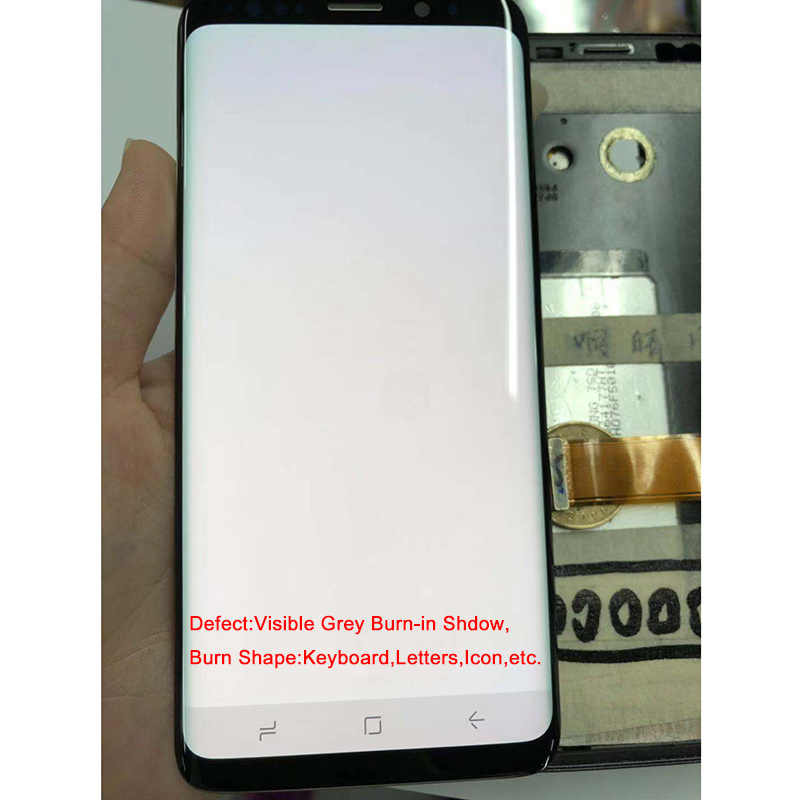 Detail Feedback Questions about For SAMSUNG Galaxy S9 LCD