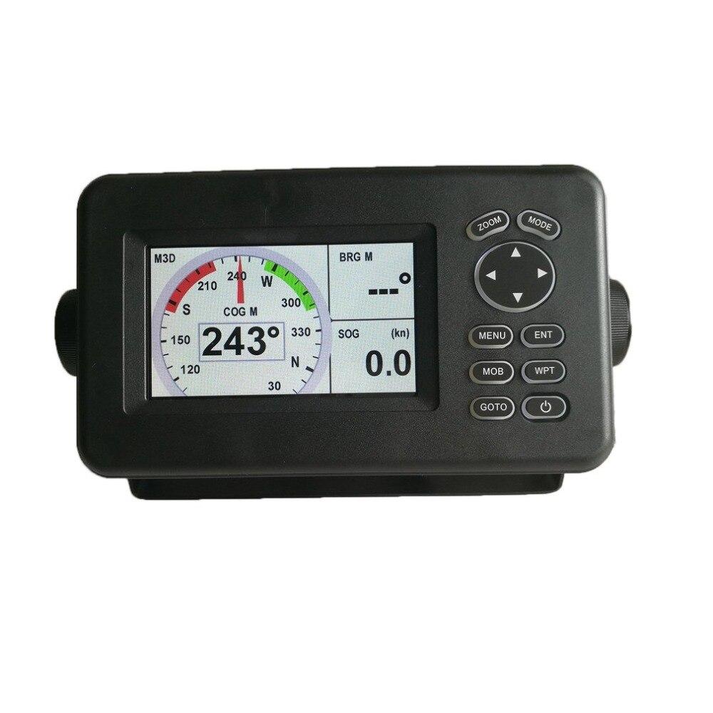 Émetteur-récepteur marin à double bande de Radio HF de talkie-walkie marin imperméable récepteur GPS intégré 50 canaux