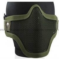 Na Loja CM01 Greve de Meio Fio de Aço Máscara Caça Tático Máscara De Malha De Aço de Proteção Militar