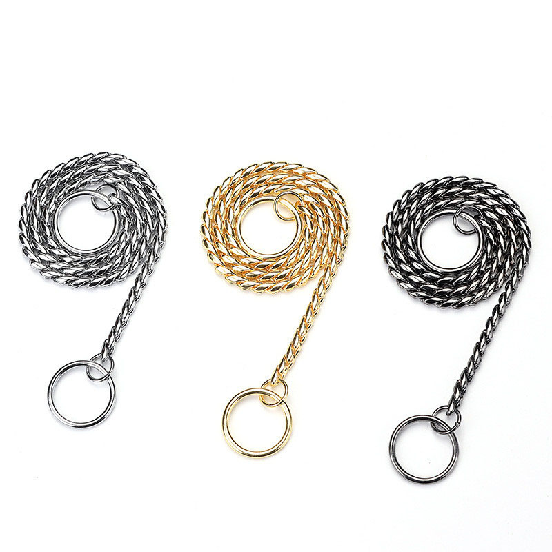 snake chain for dog (2)