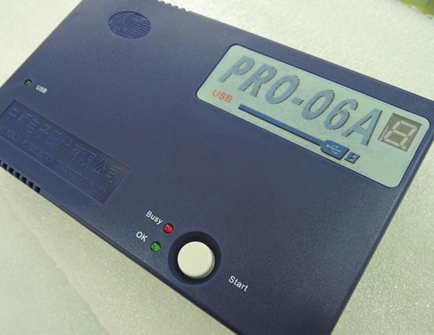 PRO-06A Burner PRO06A Programmer 8-bit MCU Copier PRO-06a