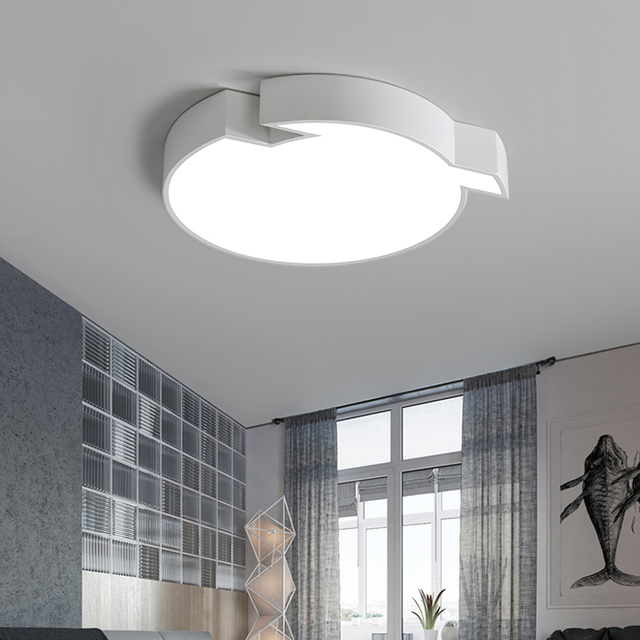 Modern Round structure reflective LED Ceiling Light Indoor LED light ...