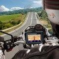 Prolech motociclista impermeável / à prova de poeira / à prova de choque 4.3 polegada GPS