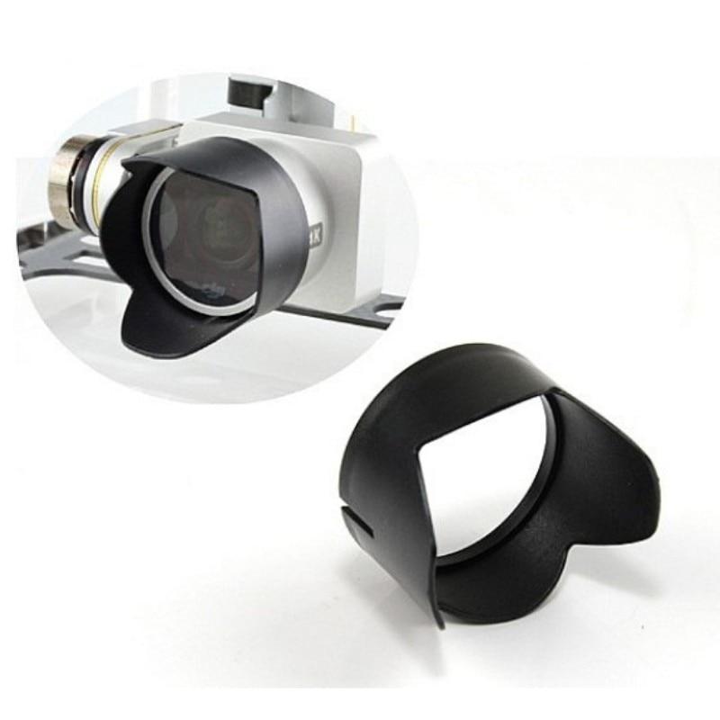 20Pcs Lens hood Cover Phantom 3 Accessories Lens Hood Sunshade Cover Sun Cap for DJI FPV Camera