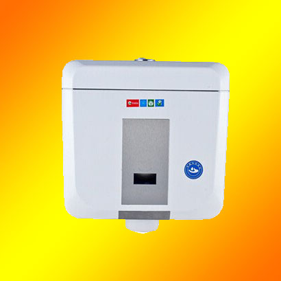 Energy Saving Automatic Water Tank for Squatting Toilets 1