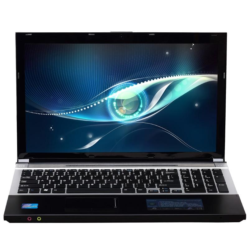 ZEUSLAP A156 15 6inch Intel Core i7 CPU 4GB RAM 240GB SSD Built in WIFI Bluetooth