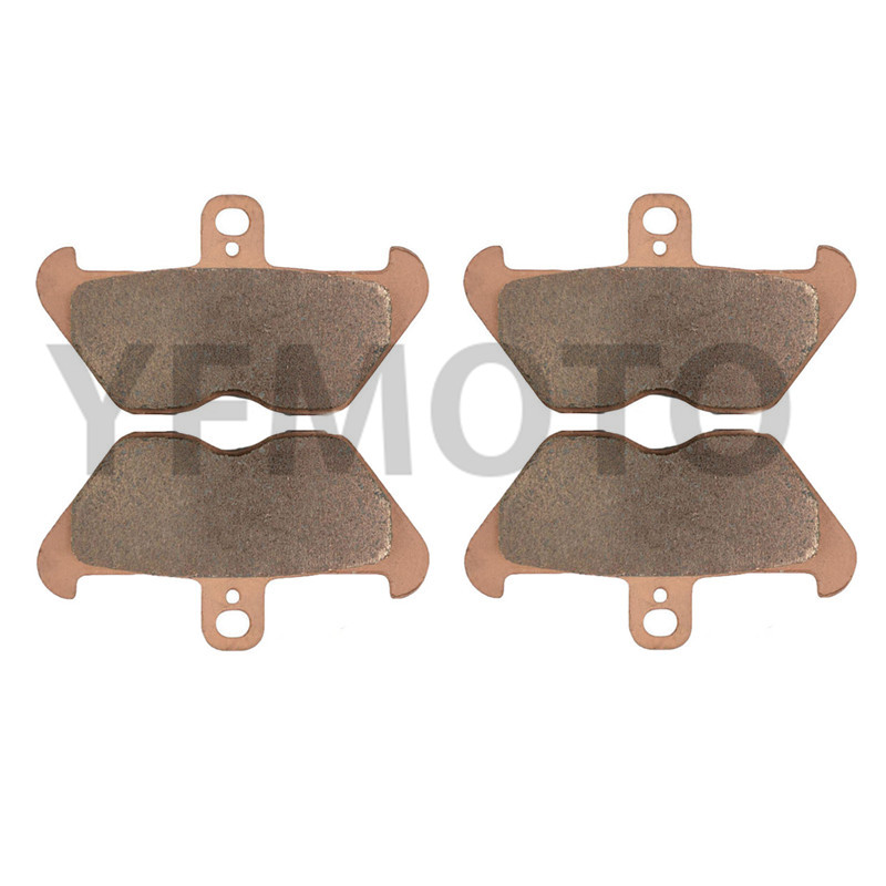 Motorcycle Brake Disks Front & Rear Brake Pads Kit For B M W R850GS R850 R 850 GS (Std & ABS models) 1996-2000 97 98 99