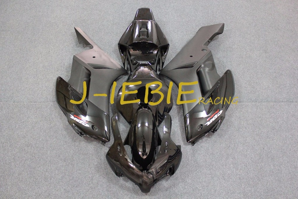 Black Injection Fairing Body Work Frame Kit for HONDA CBR1000RR CBR 1000 CBR1000 RR 2004 2005