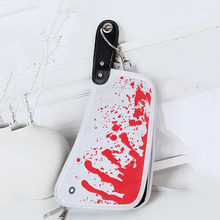 Canvas Bags for Women Knife Funny Bag Boys Girls Womens' Pouch Halloween Party Carteras Clutch Bag Ladies Dollar Price Wallet