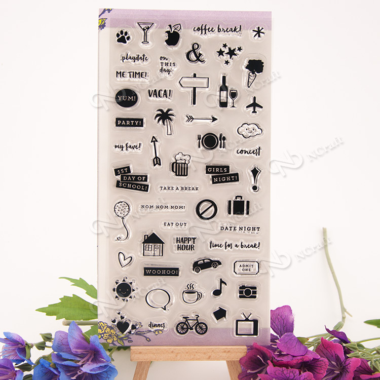 Hand Account icon Transparent Clear Silicone Stamp/Seal for DIY scrapbooking/photo album Decorative clear stamp sheets A253 peacock flourishes design transparent clear stamp seal for diy photo album scrapbooking card making hand account decor supplies