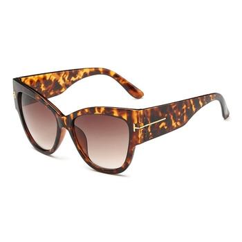 2016 New Fashion Cat Eye tf Sunglasses Women Brand Designer Vintage Luxury Street Snap Sun Glasses retro De Sol Feminino Gafas 6