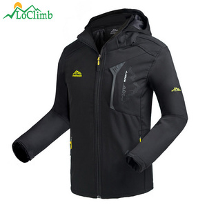 LoClimb Men's Oudoor Softshell