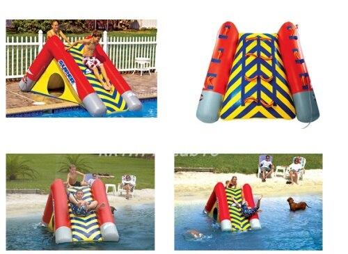 Inflatable Water Park Aqua Park Water font b Entertainment b font Inflatable Water Leisure
