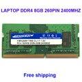 Kembona оперативная память ноутбук DDR4 8 Гб 2400 МГц 2666 МГц 8G для ноутбука SODIMM RAM модуль 260PIN