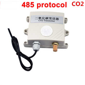 Free ship high quality co2 gas sensor module 485 modbus CO2 Transmitter Carbon dioxide detector gas sensor co2 485 protocol - DISCOUNT ITEM  10% OFF All Category