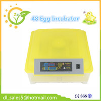 48 Eggs Automatic Incubator Brooder Hatching Chichen Duck Eggs Incubators Digital Temperature Control Turning