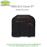Superieure kwaliteit BBQ grill cover  57