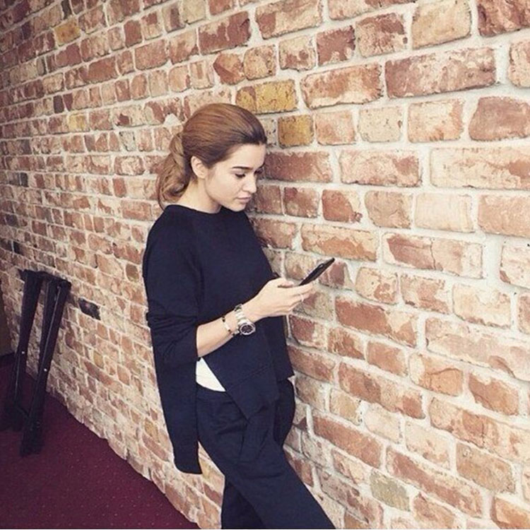Women Tracksuit Long Sleeve Slit Solid Sweatshirts Casual Suit Women Clothing 2 Piece Set Tops Pants Sporting Suit Female 15