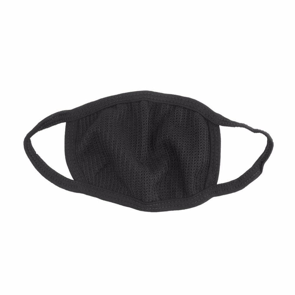 1 шт Унисекс Мужская Женская и взрослая велосипедная одежда Пыленепроницаемая хлопковая маска для лица респиратор Прямая поставка