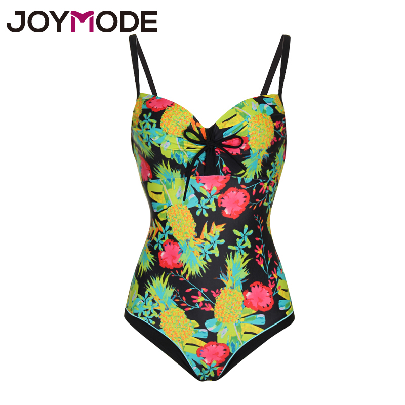 pineapple bathing suits joymode one piece women swimsuits 2017 pineapple printed 3871