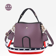 New Luxury Ladies Shoulder Bag Handbags PU Leather Waterproof Lychee 2019 Fashion Party Club Messenger