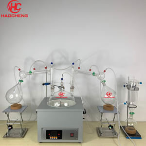 Distillation Glassware Stirring-Heating-Mantle 10L Path Short with Stocks Available-Sale