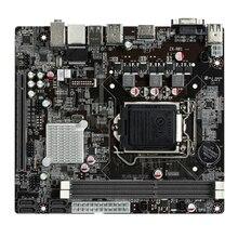 Быстрый Transmist VGA/HDMI DDR3 памяти для рабочего стола материнской платы стабильный Замена LGA 1150 MicroATX для Intel H81 Процессор встроенный