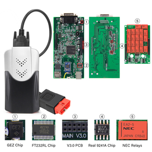 Image 3 - V3.0 PCB Multidiag Pro + NEC Relays For BMW OBD2 Bluetooth Scanner For Car / Truck 2017.3 obd 2 obd2 Car Diagnostic Auto tool