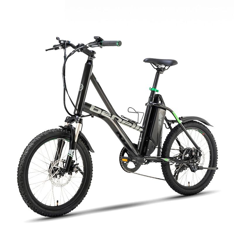 20inch hybrid bike electric mountain bike mute motor benelli ebike range 80km aluminum frame smart electric bicycle city suv