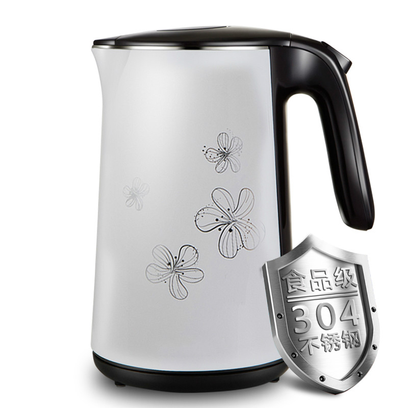 Electric kettle is used to prevent the automatic power failure of stainless steel kettles electric kettle used to prevent automatic power failure stainless steel kettles safety auto off function