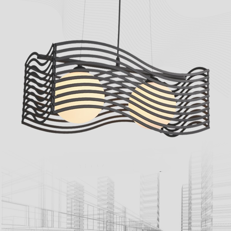 Retro industry iron cage pendant lights personality restaurant living room cafe net coffee white black pendant lamps ZA LU1030 retro industry candle pendant lights creative living room restaurant bedroom romantic buffet restaurant hotel pendant lamps za