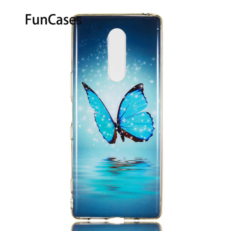 טלפון כיסוי עבור funda Sony XZ4 כלב רך סיליקון מגן כריכה אחורית מקרה sFor נייד Sony estojo L2 XA2 XZ3 קאסו xpeia