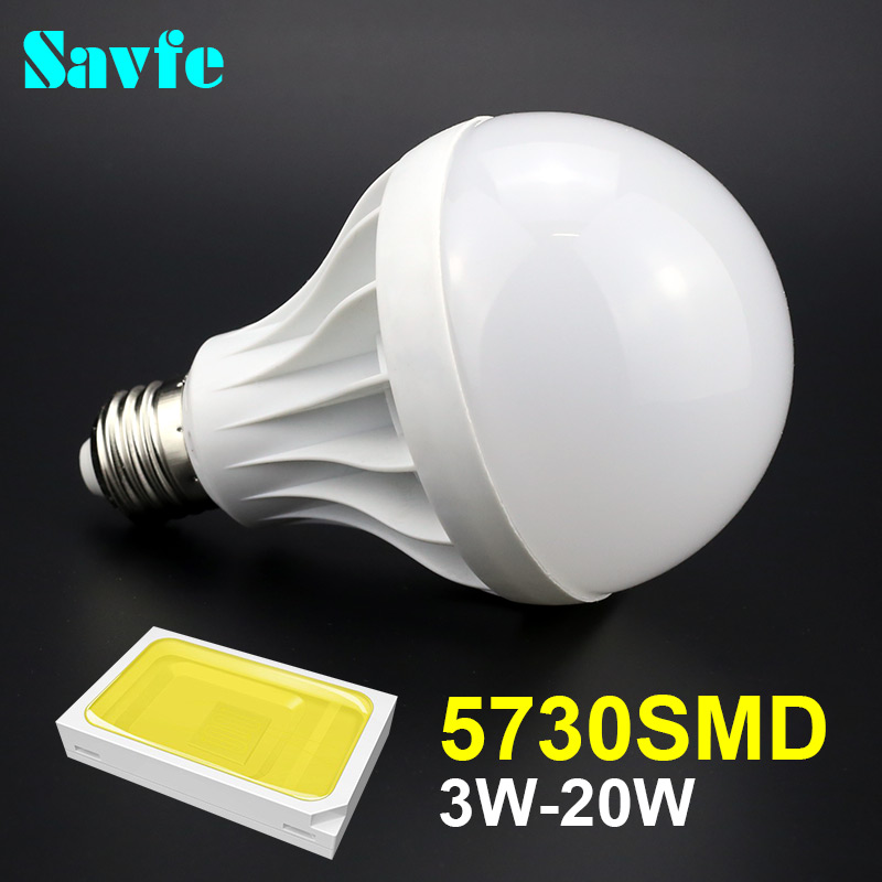 E27 led lamp 3w 5w 7w 9w 12w 15w 18w 20w 220v 110v 240v e27 bulb